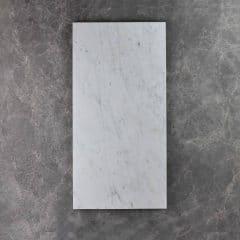 Carrara Honed Tiles - 305 x 610 x 10 mm