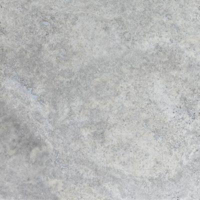 Silver Travertine Honed Tiles