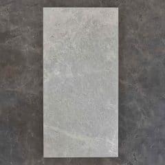 Tundra Grey Honed Tiles - 400 x 800 x 15 mm