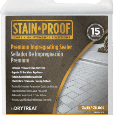 Stain Proof Sealer